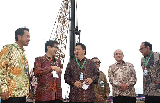 Luwuk Indonesia  City pictures : LUWUK – Indonesia bakal segera mampu memenuhi kebutuhan amonia dalam ...